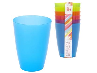 koop170413470-vaso-plastico-colores-6u-170413470