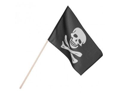 bola74163-bandera-pirata-c-palo-30x45cm-74163