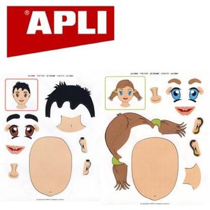 apli11867-gomets-caras-blister