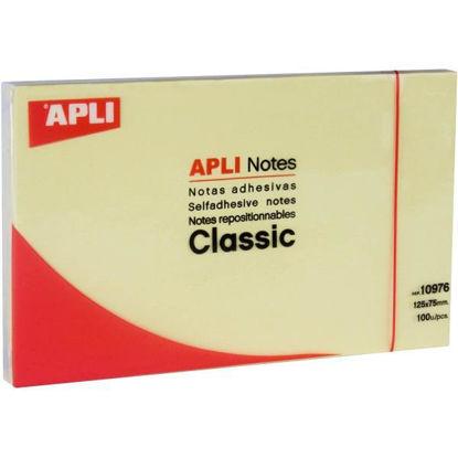 apli10976-notas-adhesivas-125x75mm-color-estandar
