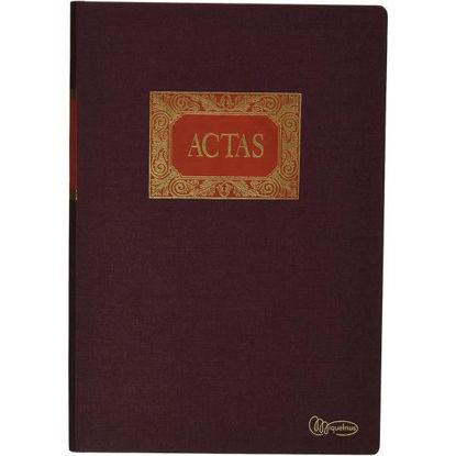 rius4013-libro-rayado-actas-folio-100-hojas-4013-mr