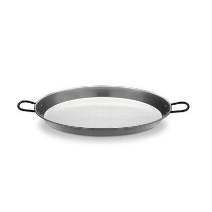 vael130-paellera-valenciana-acero-pulido-30cm