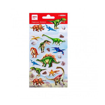 apli18564-pegatina-dinosaurios-18u-