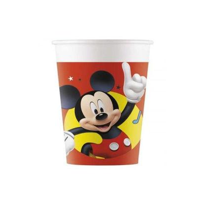 lira90878-vaso-papel-200ml-mickey-j