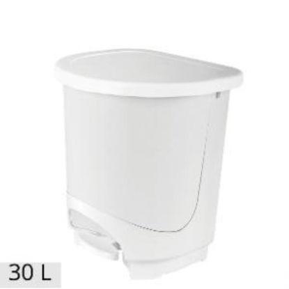 juyp1342-cubo-pedal-30l-blanco