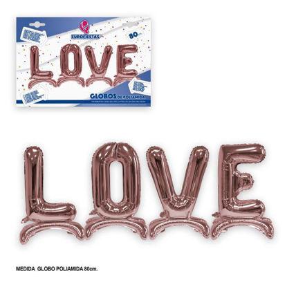 fies13443-globo-poliamida-love-oro-